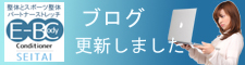 e-Bodyコンディショナー ブログ